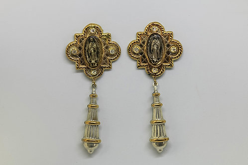 Guadalupe Pendant Earrings