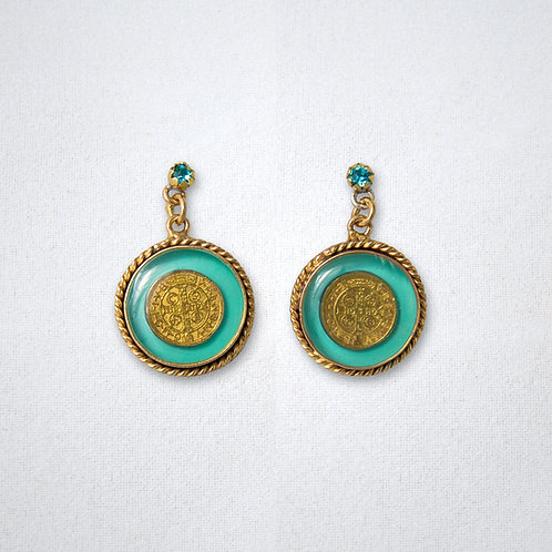 San Benito Earrings Turquoise