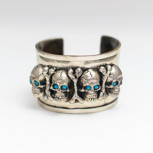 Calavera & Bones Bracelet