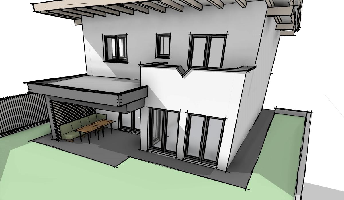 Terrassenüberdachung Reynopond