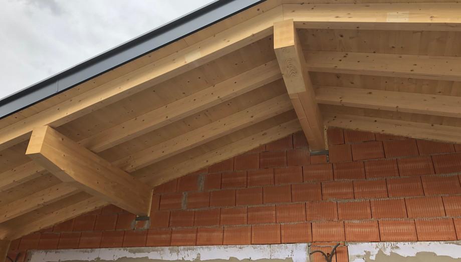 Aussenansicht Dach