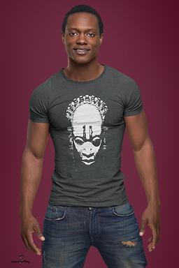 Mask 1 T-Shirt (Textured)
