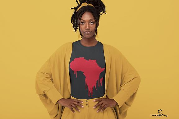 Dripping Africa T-Shirt