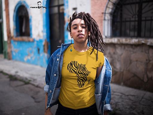 Africa Zebra T-Shirt