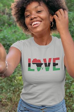 L(Africa)VE T-Shirt