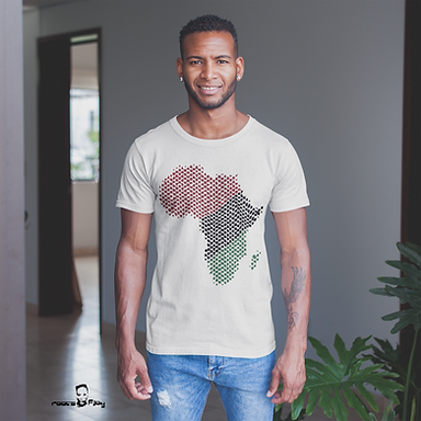 Dotted Africa T-Shirt