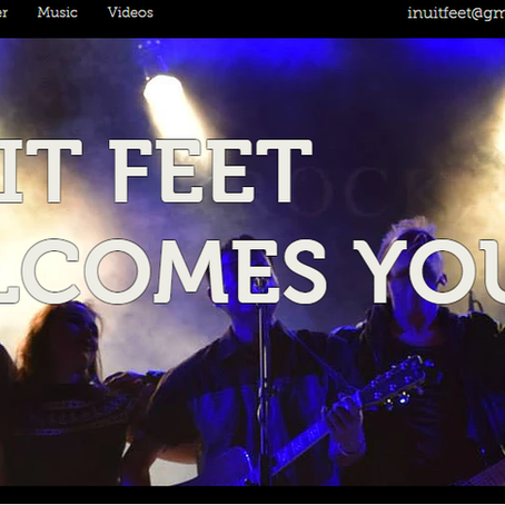 TAK Inuit Feet!