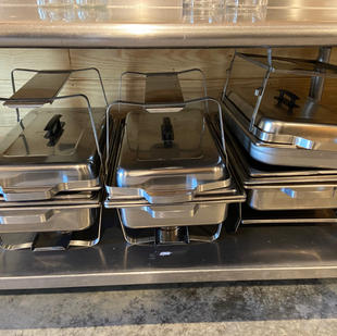 6 Chafer Dishes