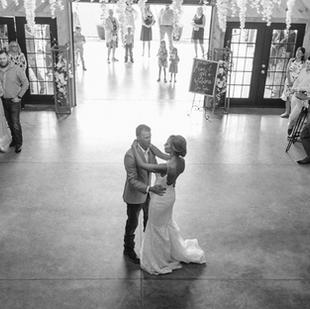First Dance, Table Display