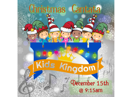 Kids Christmas Cantata