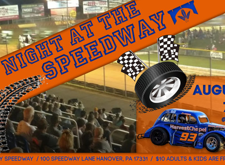 HC Night at the Speedway