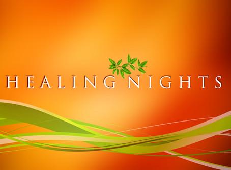 Healing Service 3rd Saturday at 6:00pm