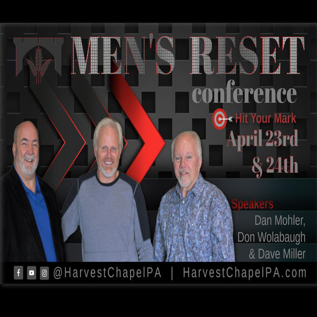 Mens Reset Conference