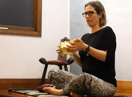Healing Diastasis recti with Yoga