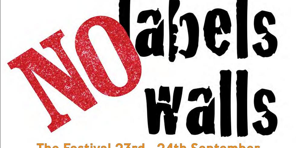 "No Labels No Walls - Workshop: ""Storytelling as a Revolutionary Act"" (Sep 23, 2019)"