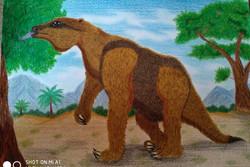 Wendy Lorrainy Pereira_Megatherium