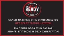 Το Get Ready εξαπλώνεται