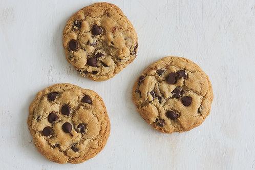 Vegan Chocolate Chip (6 cookies)