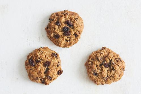 Oatmeal Raisin (6 cookies)