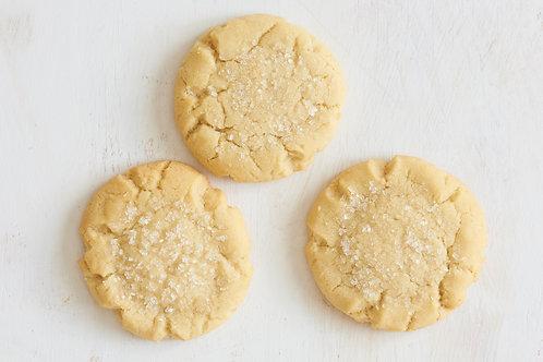Sugar Shortbread (6 cookies)