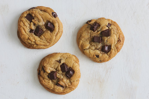 Chocolate Chunk (6 cookies)