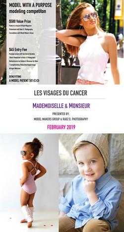 Les Visages Mademoiselle & Monsieur Event