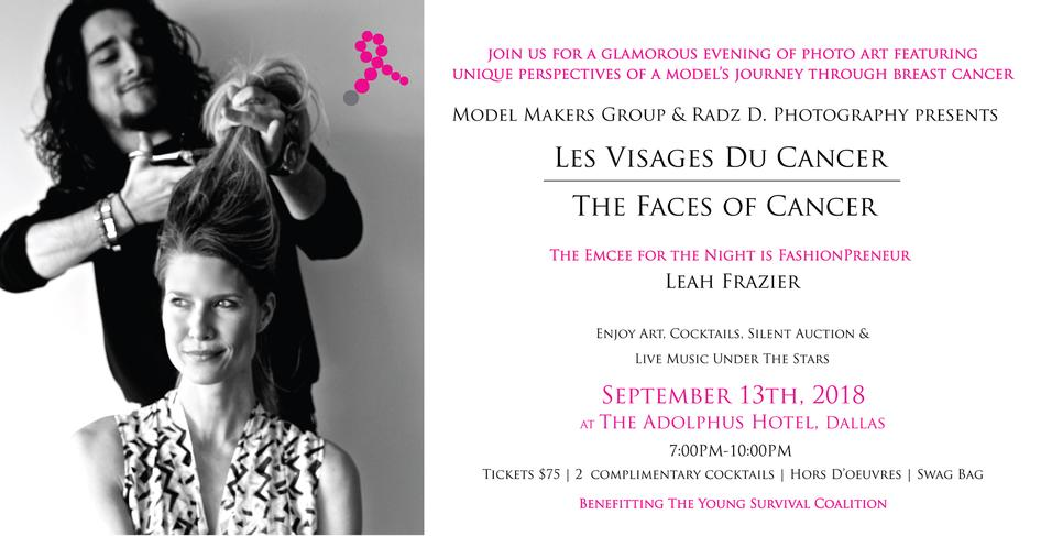 Les Visages du Cancer Art Show