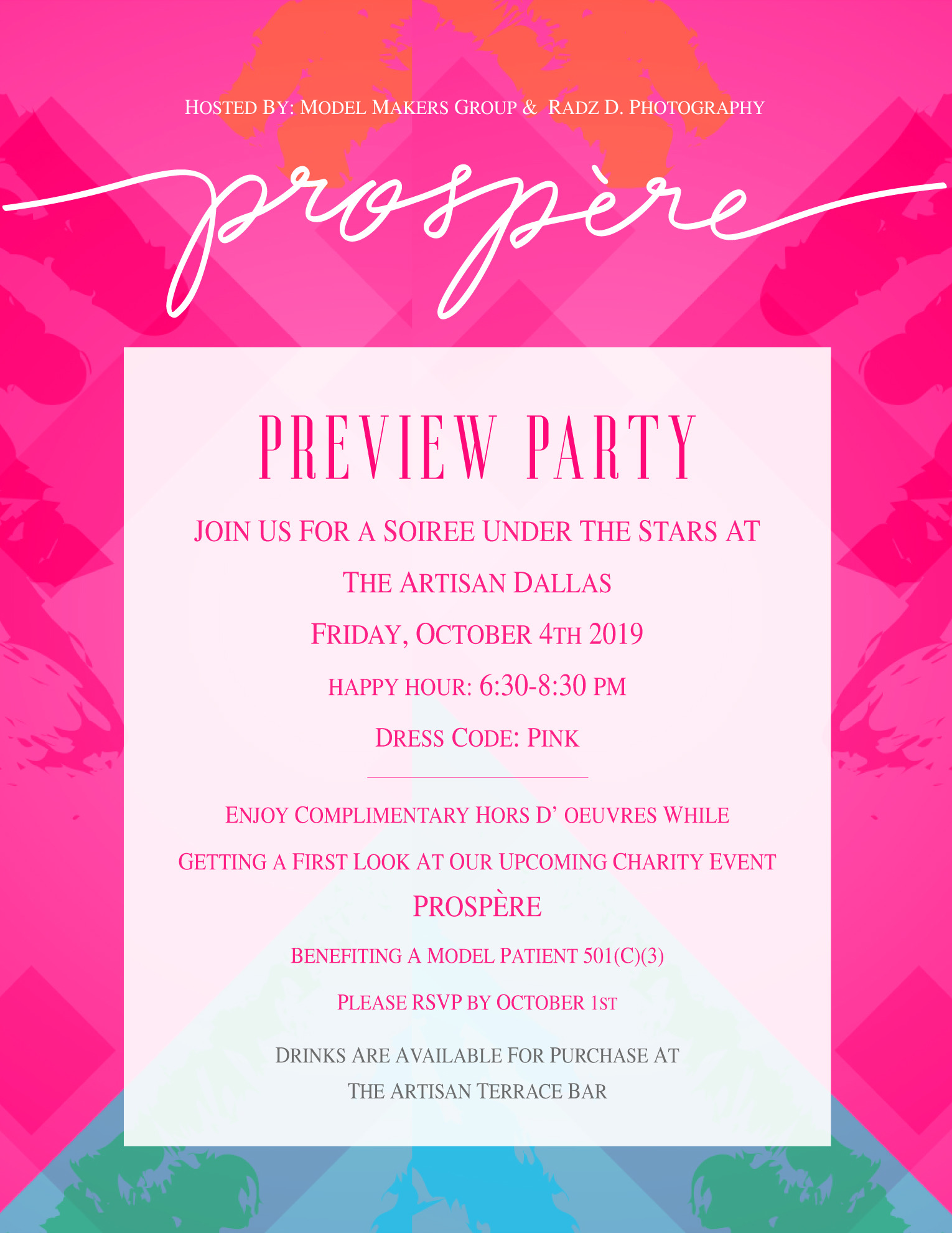 Prospère Preview Party