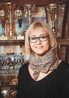 Лилия Владимировна Быкова