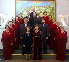 Народный коллектив Академический хор