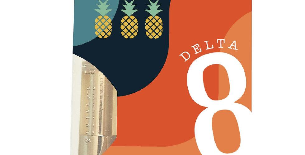 Delta-8-THC Vape Cartridge Pineapple Express