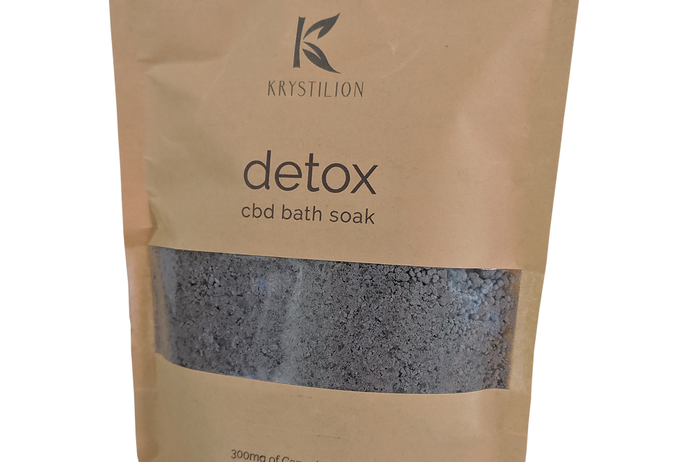 detox CBD soak