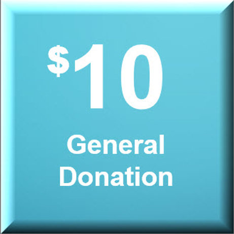 General Donation $10