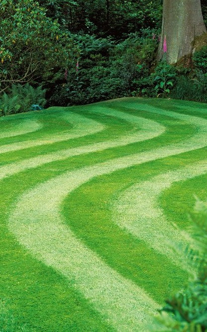 Give Your Grass a Different Cut by Lawn-A-Mat