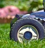 Mow Slow by Lawn-A-Mat