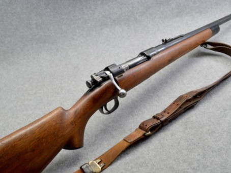 1903 Springfield Sporter Build (Gift Rifle)