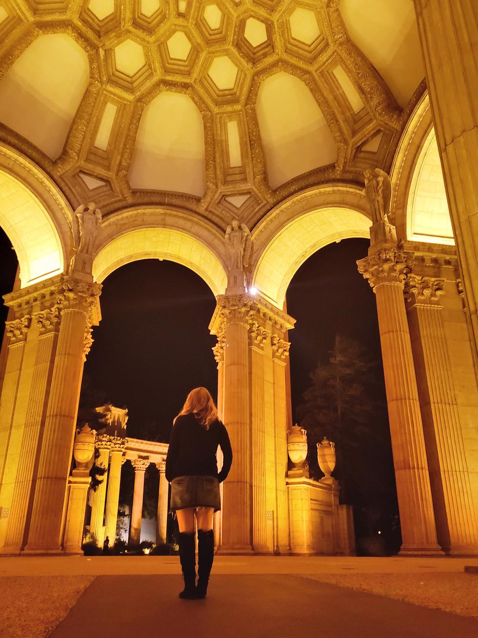 Palace of Fine Arts, SF, CA