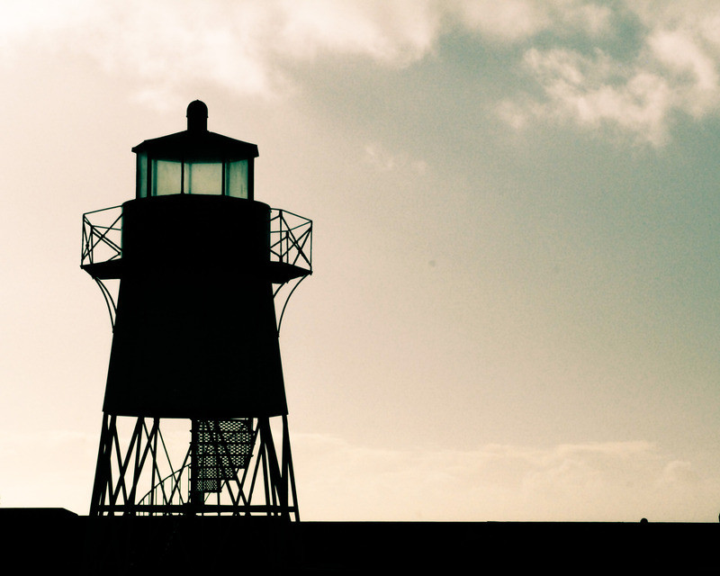 Light Tower, Ft. Point. SF, CA