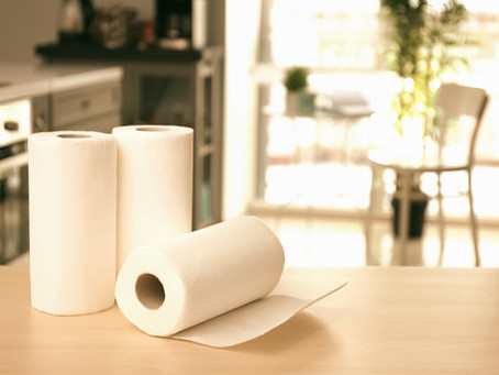 Home Life: How to Break Up  With Paper Towels