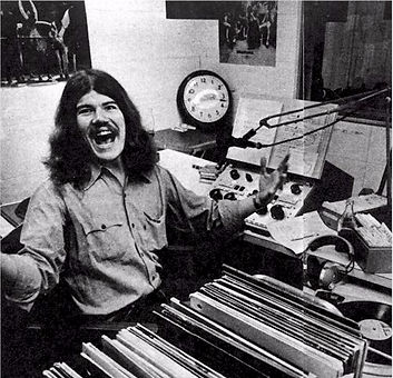 One of the few photos I have of the WRIF studio.