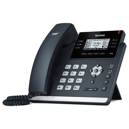 """Teléfono IP W41P (DECT) Nuevo. 6 cuentas SIP. Pantalla gráfica de 2.7"""""""