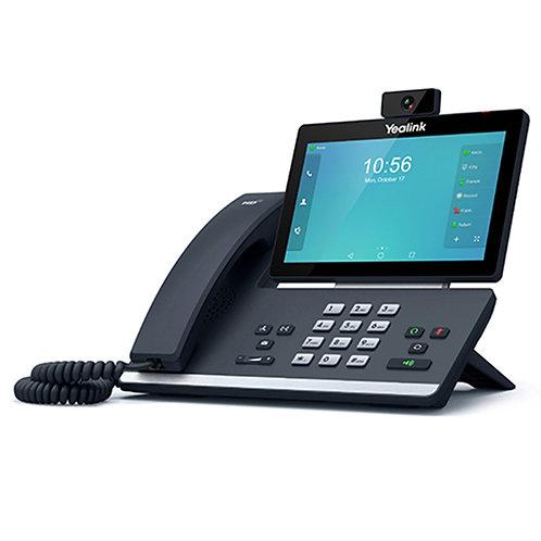Teléfono IP Android T58V (PoE). 16 cuentas SIP, 720P30 Video HD