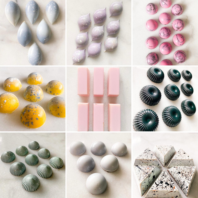 sterrenbeeld bonbons