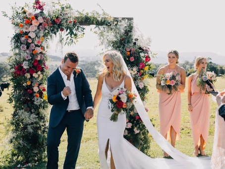 Dan & Shayna's Dream Byron Bay Wedding