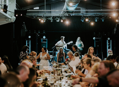 A 'Typical' Wedding Day With Live Music
