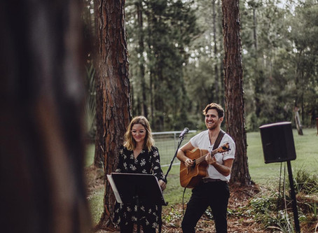 Why Not Just an iPod? - Reasons You Should Consider Booking a Professional Musician for Your Wedding
