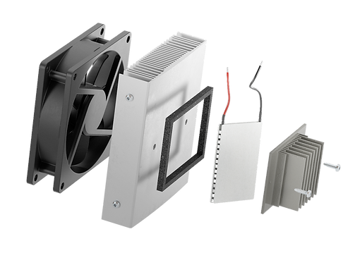 Thermo electric cooling system of Nano