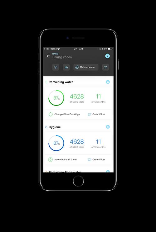 Q&C app self diagnostic