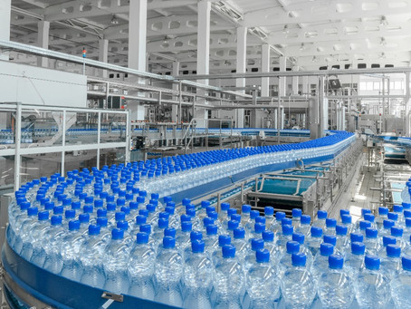 This Is What Happens to Every Bottle of Water