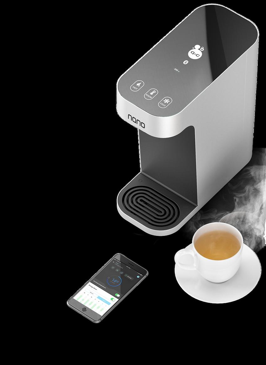 Q&C Smart watercooler